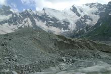 Башкаринский ледник