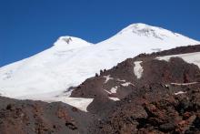 Нетронутость лавы Эльбруса