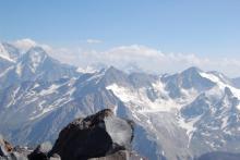 Камень вулкана Эльбрус